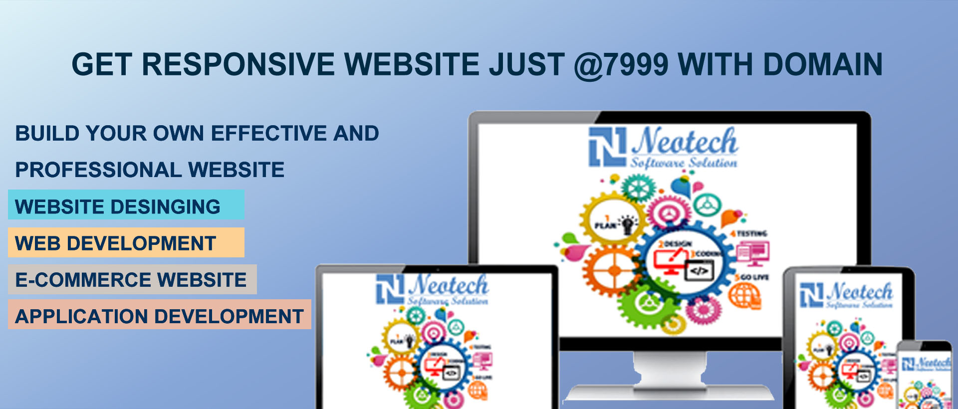 Neotech Software Solution and carporate training, It company